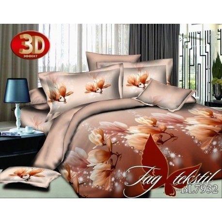 Комплект постельного белья 3D PS-BL7932