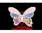 Матрас Piony / Пион Butterfly двусторонний