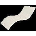 Тонкий міні-матрац Take & Go Bamboo Top White