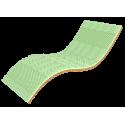 Тонкий міні-матрац Take & Go Bamboo Green Kokos