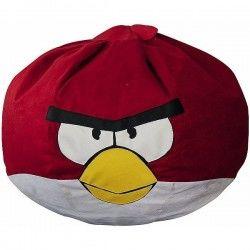 Бескаркасное Кресло Красная Птица
