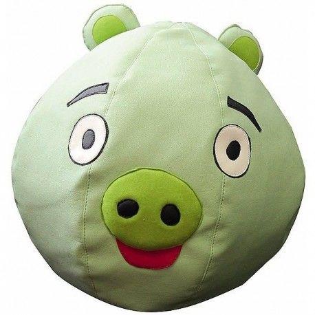 Бескаркасное Кресло Angry Birds Пигги
