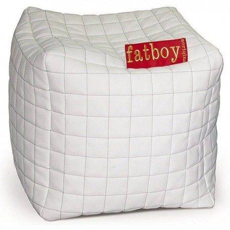 Бескаркасный Кубик-Пуфик одноцветный Fatboy