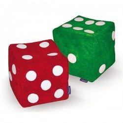 Бескаркасные пуфики Игральные Кубики
