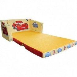 Бескаркасный детский диванчик-игрушка