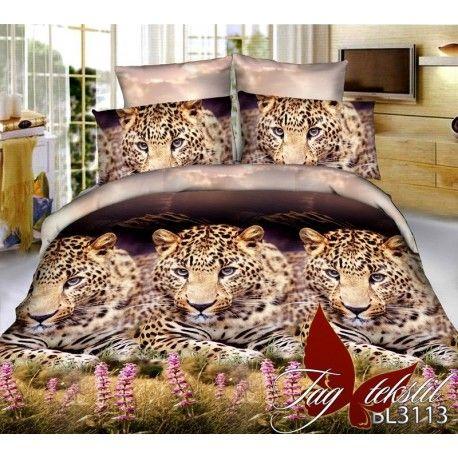 Комплект постельного белья 3D BL3113