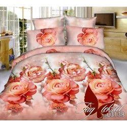Комплект постельного белья 3D BL3138