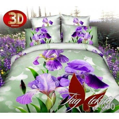Комплект постельного белья 3D HL070