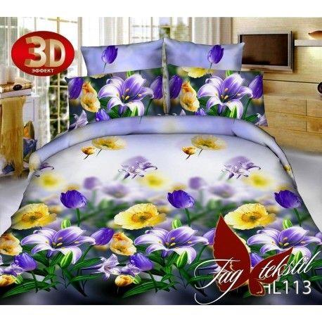 Комплект постельного белья 3D HL113