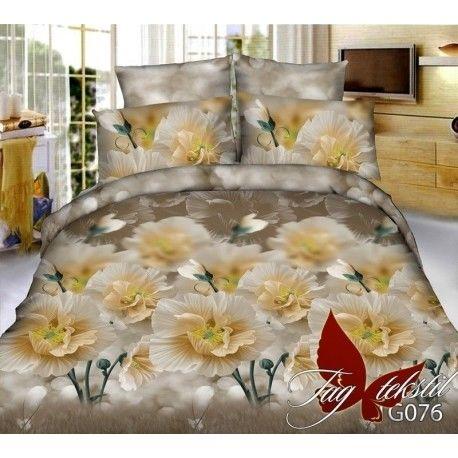 Комплект постельного белья 3D TG076