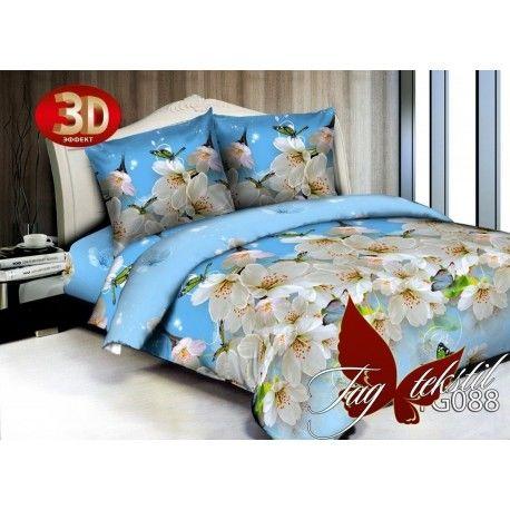 Комплект постельного белья 3D TG088