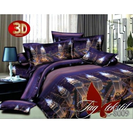 Комплект постельного белья BL8009