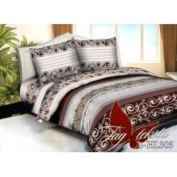 Комплект постельного белья 3D PS-HL305