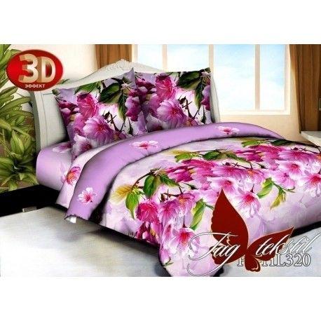 Комплект постельного белья 3D PS-HL320