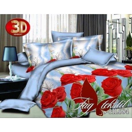 Комплект постельного белья 3D PS-HL684