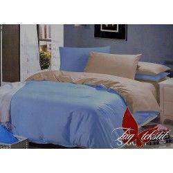 Комплект однотонного постельного белья S6017