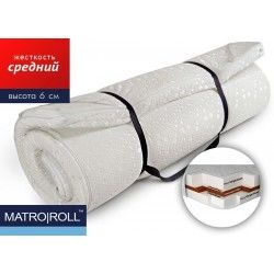 Матрас-топпер MatroRoll Extra Kokos