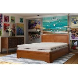 Деревянная кровать Кингстон Люкс Come-For