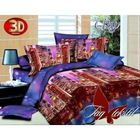 Комплект постельного белья City