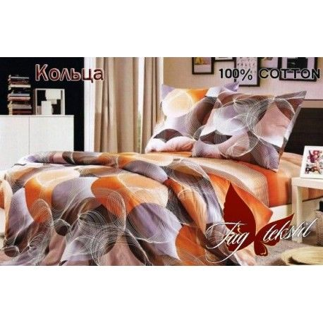 Комплект постельного белья Кольца