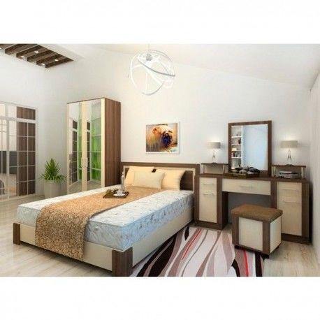 Спальня Альфа Luxe Studio базовый комплект