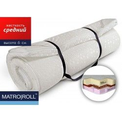 Матрас топпер Memotex Kokos Matro Roll Topper / Мемотекс Кокос