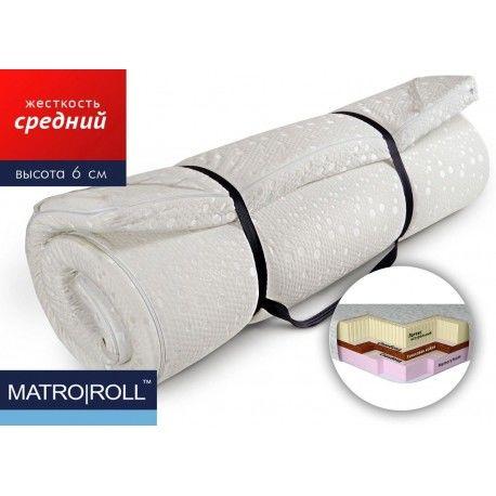 Матрас топпер Memotex Kokos Matro Roll Topper / Мемотекс Кокос