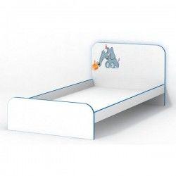 Ліжко Слоник без бортика
