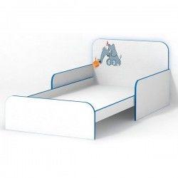 Кровать Слоник с бортиками