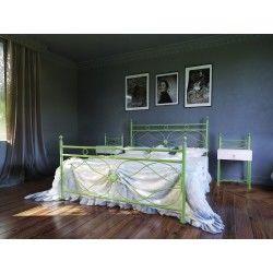 Металлическая кровать Vicenza (Виченца) Bella Letto