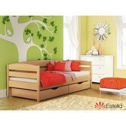Деревянная кровать Нота Плюс Эстелла