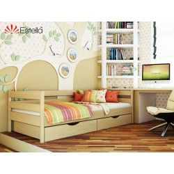 Дерев'яне ліжко Нота Естелла