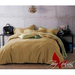 Комплект однотонного постельного белья P-1328
