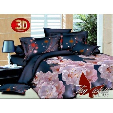 Комплект постельного белья 3D PS-BL103