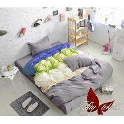 Комплект постельного белья Color mix APT001