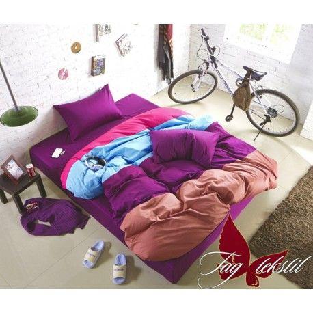 Комплект постельного белья Color mix APT003