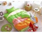 Комплект постельного белья Color mix APT009