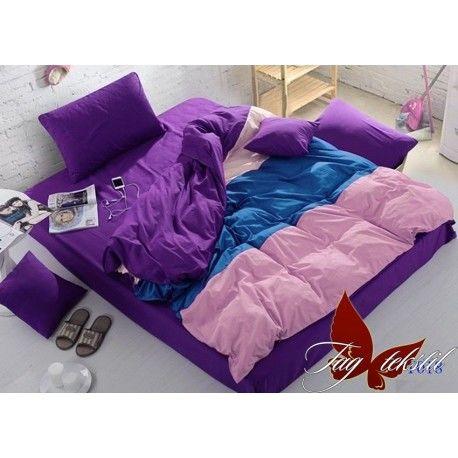 Комплект постельного белья Color mix APT018