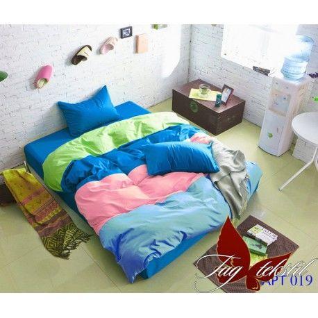 Комплект постельного белья Color mix APT019