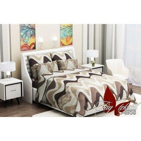 Комплект постельного белья (evro) RC6958