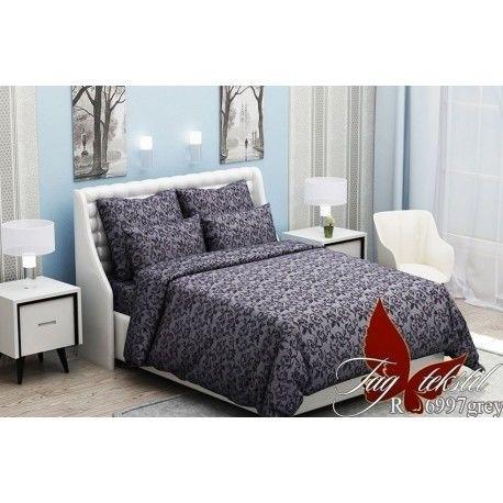 Комплект постельного белья (evro) RC6997grey