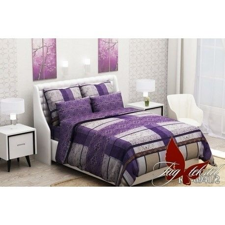 Комплект постельного белья (evro) RC6941 сирен.