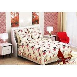 Комплект постельного белья (evro) RC374