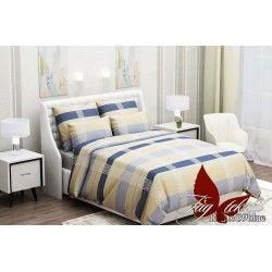 Комплект постельного белья (2сп) RC6939blue