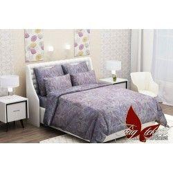 Комплект постельного белья (2сп) RC6969fiolet