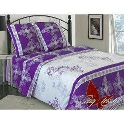 Комплект постельного белья (2сп) RC6975purple
