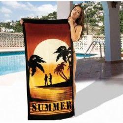 Полотенце пляжное Summer