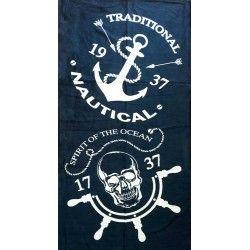 Рушник пляжний Пірати