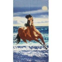 Полотенце пляжное Horse