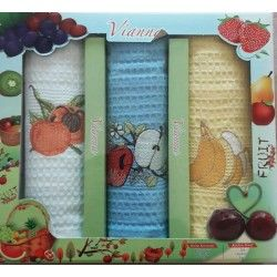 Набор кухонных полотенец 3V005